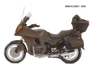 BMW K1100LT